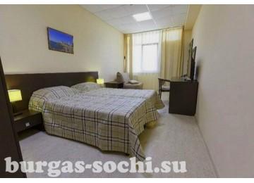 Пансионат «Бургас», «Стандарт 2-местный 1-но комнатный» Пляжный корпус № 5