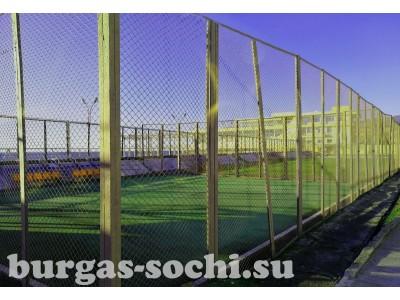 Пансионат «Бургас»,спорт, теннисный корт