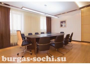 Пансионат «Бургас», переговорная комната Сенатор