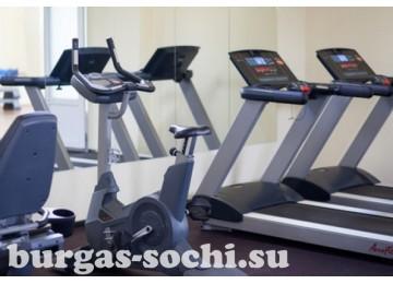 Пансионат «Бургас», Спортивно-оздоровительный комплекс