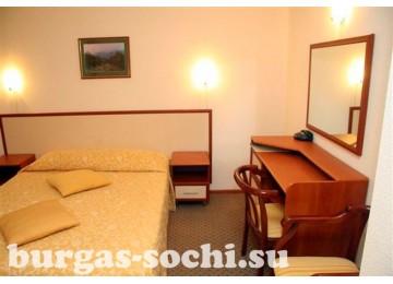 Пансионат «Бургас», «Люкс 2-местный 2 -комнатный»